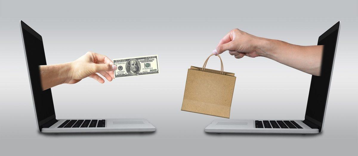 Inostranstvo prodaja preko interneta u Posle paušalaca