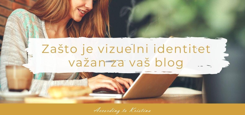 Zašto je vizuelni identitet važan za vaš blog
